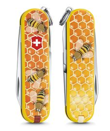 Swiss army knife - Classic LE 2017 HONEY BEE 0.6223.L1702