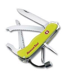 Nože Victorinox - Nôž Victorinox RESCUETOOL 0.8623.N