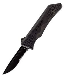 Schrade Out The Front A/O Black.