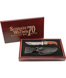 Schrade Walden Fixed Blade