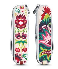Victorinox - Classic LE 2016 Happy Volks 0.6223.L1603