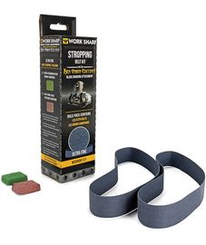 Work Sharp Ken Onion Stropping Belt Kit
