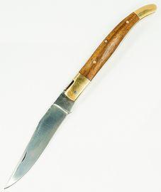 Nôž Laguiole-drevo