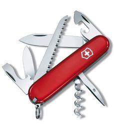 Nože Victorinox - Nôž Victorinox CAMPER 1.3613