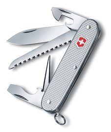 Nože Victorinox - Nôž Victorinox FARMER Alox 0.8241.26