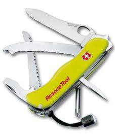 Nože Victorinox - Nôž Victorinox RESCUETOOL 0.8623.MWN