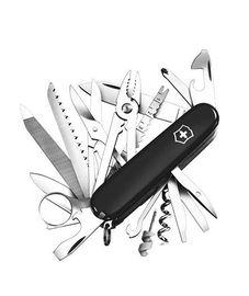 Nože Victorinox - Nôž Victorinox SWISSCHAMP 1.6795.3