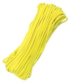 Paracord Yellow
