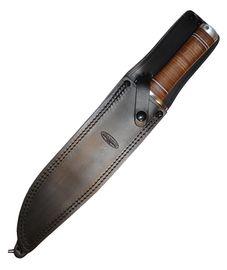 Puzdro kožené pre nôž Fällkniven NL1