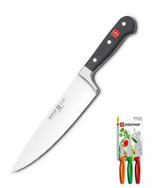 Wüsthof CLASSIC Nôž kuchársky 20 cm + Sada nožov
